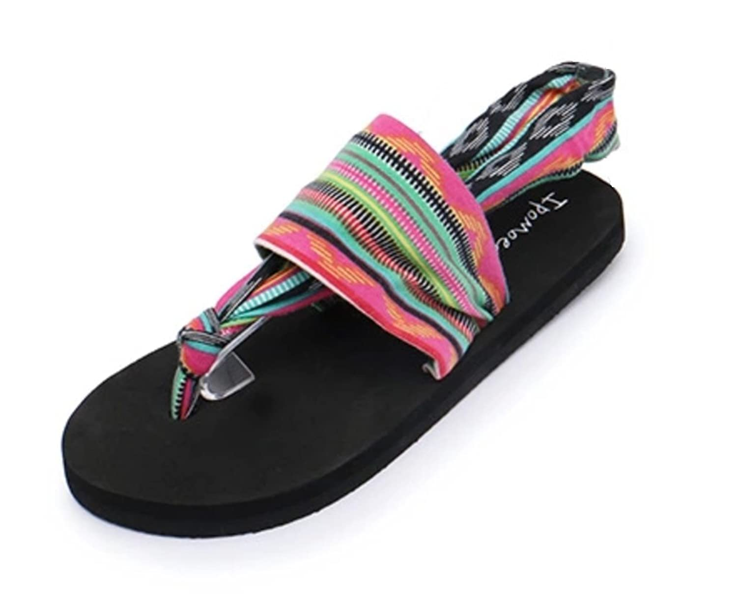 Sosushoe Womens Yoga Sling Flip Flop Flats Sandals by Sosushoe