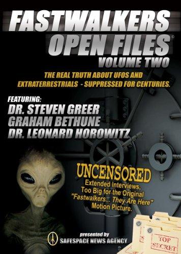 Fastwalkers Presents Open Files Volume Two