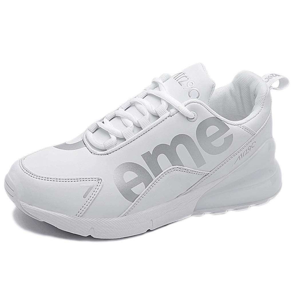 Snfgoij Jogging-Schuhe Männer leichte Outdoor-Casual Herrenschuhe Herbst atmungsaktiv Luftkissen Turnschuhe Laufschuhe