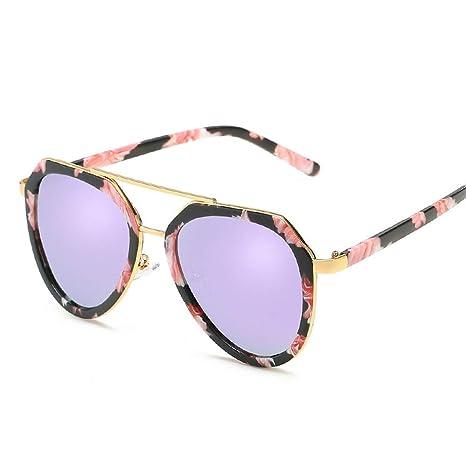 Gafas de Sol Moda Película de Color Gafas de Sol Tendencia ...