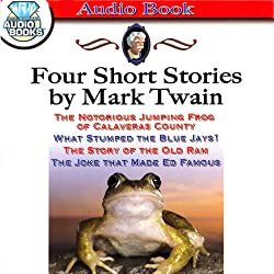Four Short Stories by Mark Twain