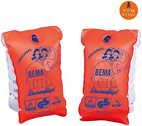 BEMA ® Kinder Schwimmflügel Doppelkammer Schwimmärmel Baby Schwimmhilfe bis 30KG