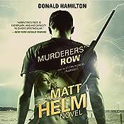 Murderers' Row: The Matt Helm Series, Book 5 | Donald Hamilton