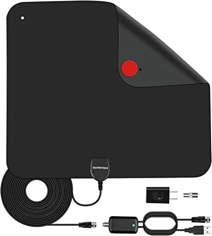 Sale,Amplifier,low noise,TV Antenna100 mile,HDTV 1080p,design in USA,Free TV