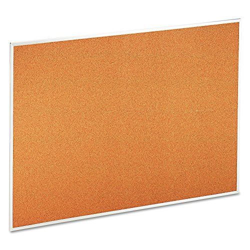 Universal Products - Universal - Universal Bulletin Board, Natural Cork, 48 x 36, Satin by Universal
