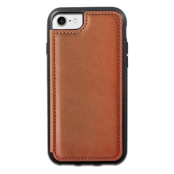 Amazon Com Zuslab Back Flip For Apple Iphone Xr Case Wallet Slim