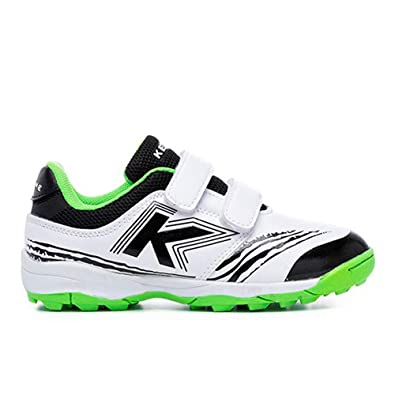 Kelme Boys  Futsal Shoes White Bianco  Amazon.co.uk  Shoes   Bags 83b92ecaccf53