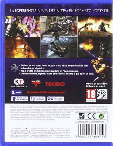 Ninja Gaiden Sigma Plus: Amazon.es: Videojuegos