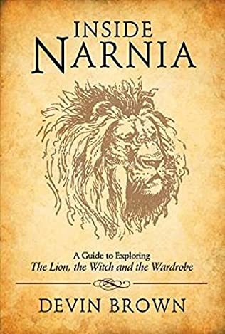 book cover of Inside Narnia