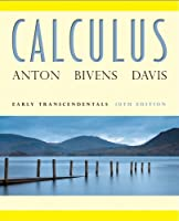 Calculus Early Transcendentals, 10th Edition Front Cover