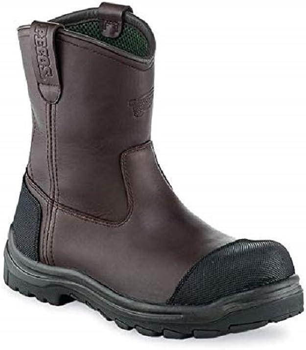 Red Wing 3278 - Botas de Seguridad para Hombre (23 cm, Impermeables), Color marrón, Color Marrón, Talla 45 EU: Amazon.es: Zapatos y complementos