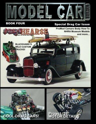 Model Car Builder No. 4: Tips, Tricks, How-tos, and Feature Cars! (Volume 1) ePub fb2 ebook