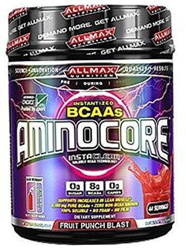 ALLMAX Nutrition Aminocore Fruit Punch Blast -- 462 g