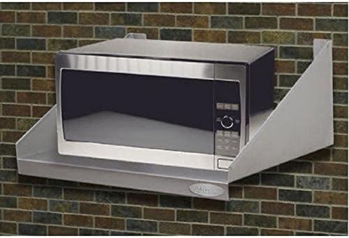 Amazon.com: Royal Industries Microondas estante, acero ...