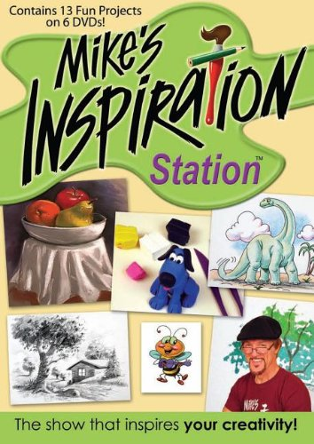 Mike's Inspiration Station - Volumes 1-6