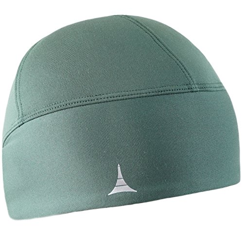 French Fitness Revolution Skull Cap/Helmet Liner/Running Beanie - Ultimate Thermal Retention and Performance Moisture Wicking. Fits under (Thermal Helmet Liner)