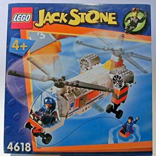 LEGO Jack Stone Twin Rotor Cargo