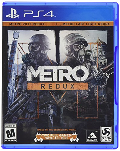Metro Redux - PlayStation 4 - Woodbury Outlet Store Hours