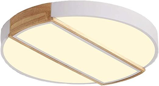 XXT-Ventilador de techo Plafón Luces de la Sala Plafón de la ...