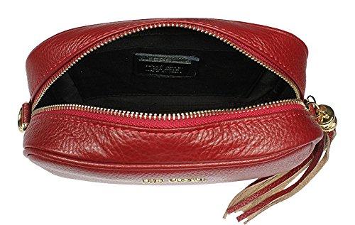 Neue Hand Tasche, Borsa a tracolla donna rosso red small