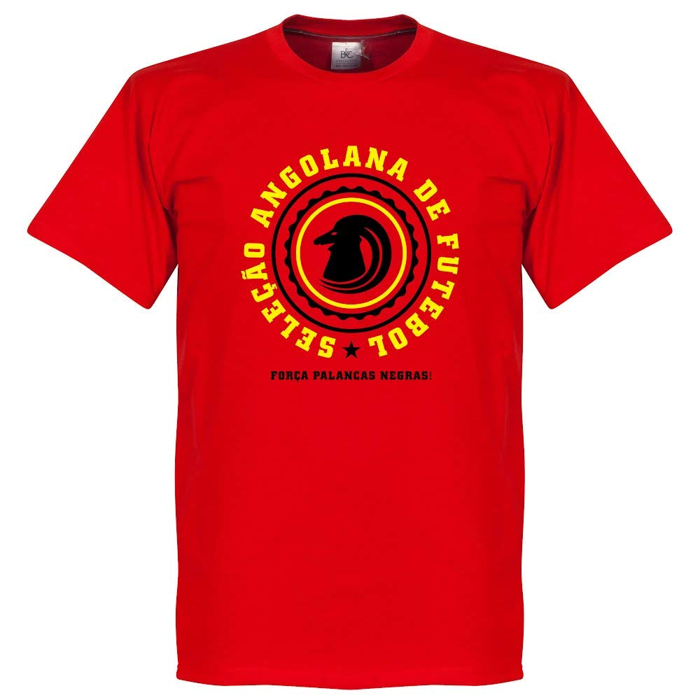 /Rouge Retake LAngola Crest T-Shirt/