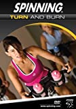 Mad Dogg Athletics Spinning Turn and Burn DVD