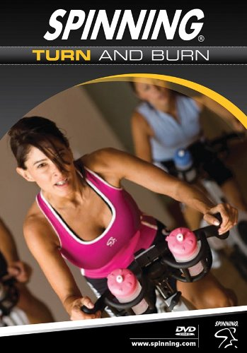 Spinning Mad Dogg Athletics Turn and Burn DVD from Spinning