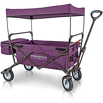 Amazon Com Radio Flyer Ultimate Ez Folding Wagon For Kids