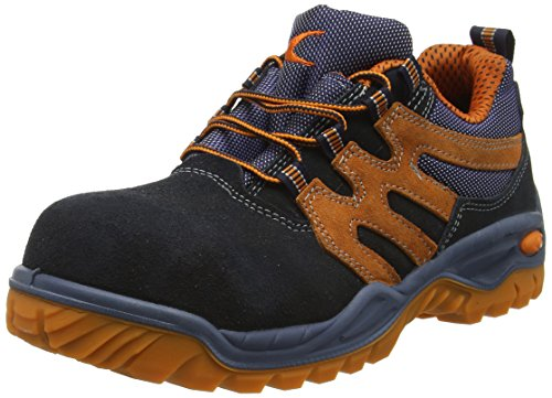 Cofra 75650-001.W39 Folk S1 P Chaussures de sécurité SRC Taille 39 Bleu