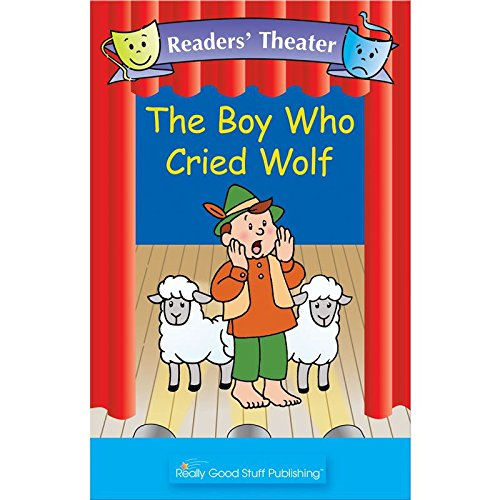 Really Good Readers' Theater - The Boy Who Cried Wolf Big Book by Really Good Stuff (Image #4)