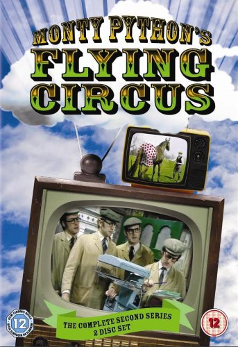 Monty-Pythons-Flying-Circus-The-Complete-Second-Series-Import-anglais