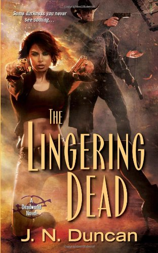 book cover of The Lingering Dead