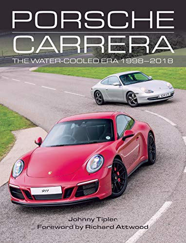 Porsche 997 Carrera Cabriolet - Porsche Carrera: The Water-Cooled Era 1998-2018