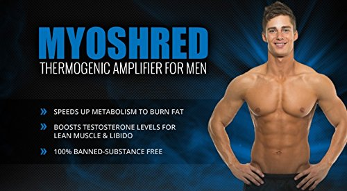 Myoshred (3 Pack)- Top Diet Pill and Thermogenic for Men - Diet and Muscles Supplement by Advantage Nutraceuticals (Image #4)