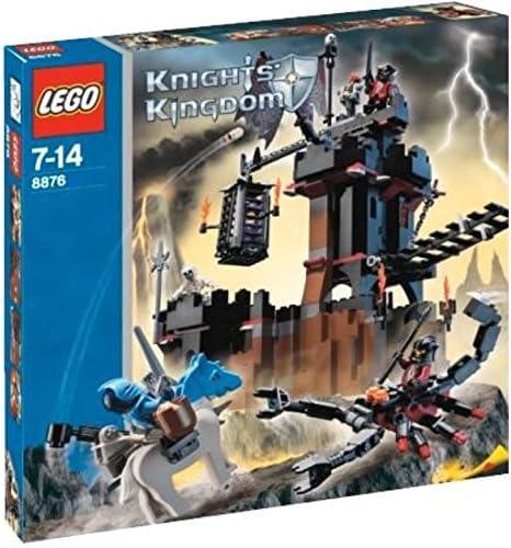 Lego Knights Kingdom Set 8876 Scorpion Prison Cave