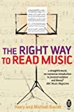 The Right Way to Read Music, Harry Baxter and Michael Baxter, 0716020084