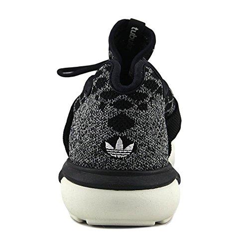 adidas Tubular Runner Prime Knit Textile Turnschuhe CBlack/Carbon/VinWht