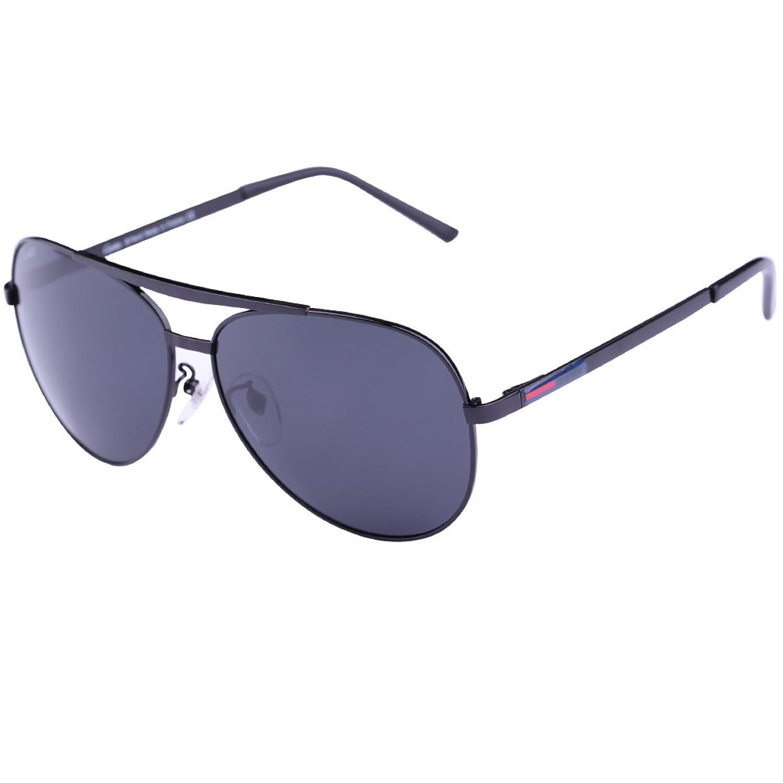 Carfia Premium Aviator Brille Pilotenbrille UV400 Polarisiert ...