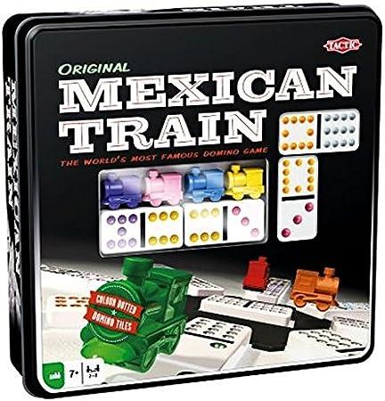 Mexican Train w puszce: Amazon.es: Juguetes y juegos