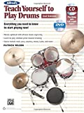 Alfred's Teach Yourself to Play Drums: Everything You Need to Know to Start Playing Now!, Book, CD, & DVD