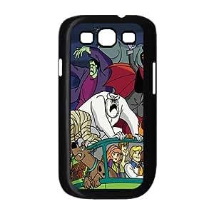 Customize Cartoon Scooby Doo Back Case for SamSung Galaxy S3 I9300 JNS3-1335