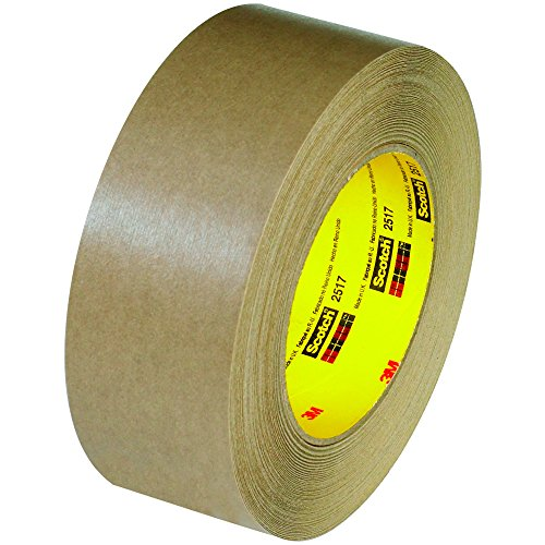 3M 2517 Flatback Tape, 1 1/2'' x 60 yd. by Ship Now Supply