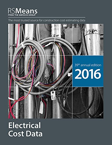 RSMeans Electrical Cost Data 2016 by RS Means