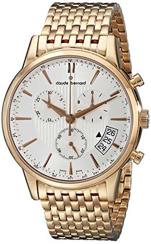 Claude Bernard Men's 01002 37RM AIR Classic Chronograph A...