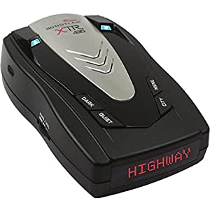 Whistler XTR-430 Radar/Laser Detector with Red Text Display