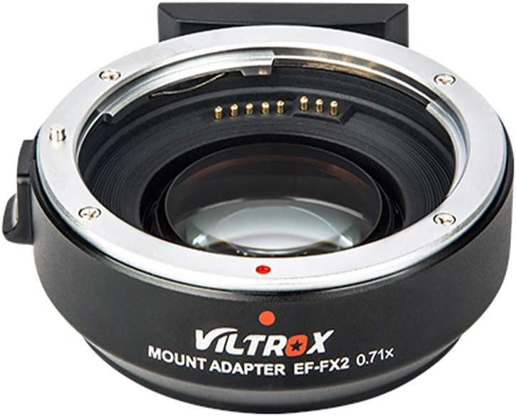 Lens Adapter EF-EOS M Auto-Focus Lens Converter Ring for Canon EF//EF-S Lens to Canon EOS-M EF-M Mount Mirrorless Camera EOS M1 M2 M3 M5 M6 M10 M50 M100