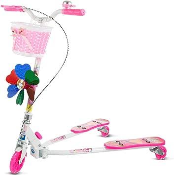 Amazon.com: Minmin - Tijeras de patinete para niños de 3 a ...