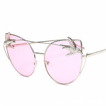 GUO Las Gafas de Sol de Metal Personalizados tragar la Moda ...