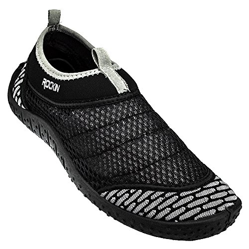 Scarpe Da Rockin Scarpe Da Donna Rockin Aqua Power Water Shoe Nere