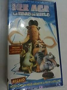 VHS ICE AGE - LA EDAD DE HIELO -DIBUJOS ANIMADOS